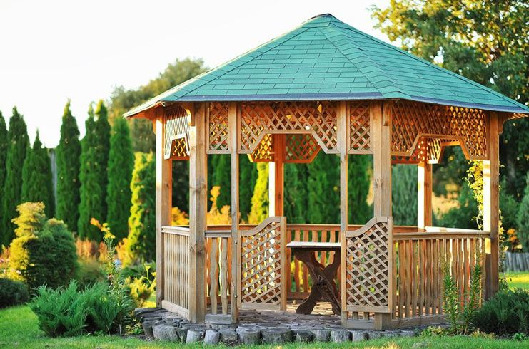 Planning and Constructing Your Garden Gazebo