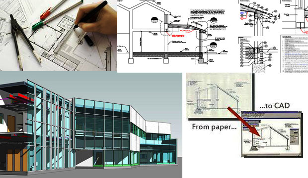 Significance of CAD Services for Design and Construction of Building Regulations