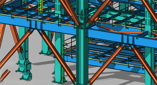 Vital Role of Structural Steel Detailer for Construction Project