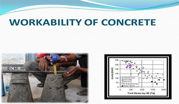Workableness Of Concrete