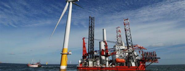 Offshore Wind Turbines Commences in US