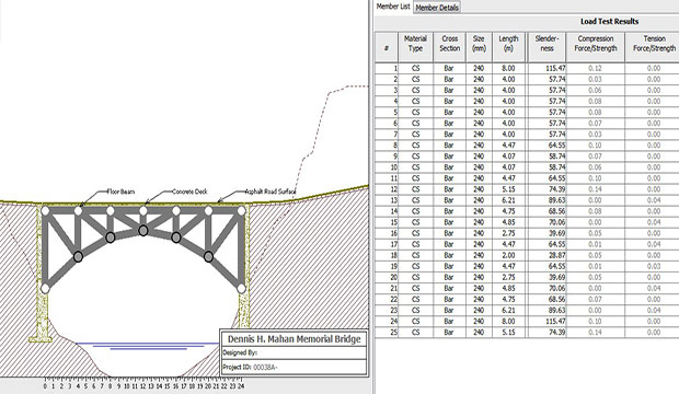 Download Bridge Design Assessment Spreadsheet