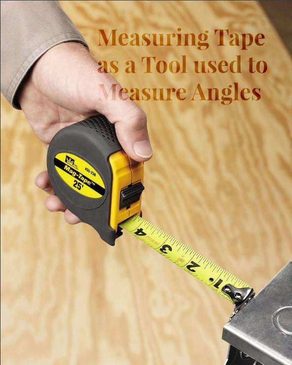Tool used to Measure Angles